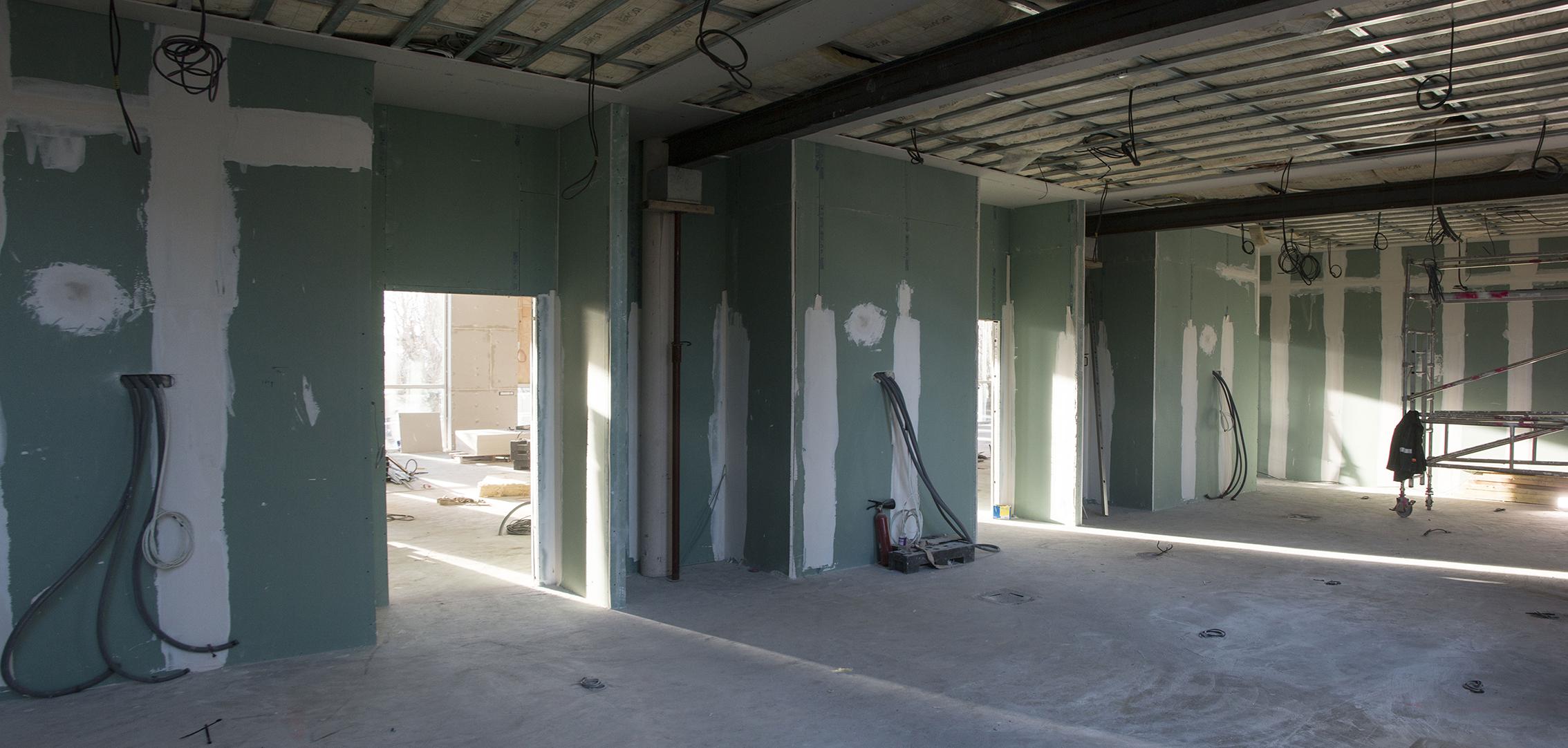 Future salle de formation du CRCN